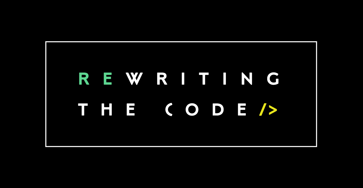Rewriting the Code